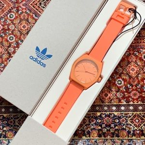 CORAL Adidas process sp1 watches